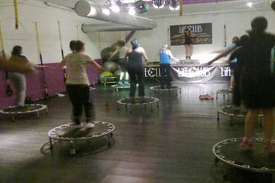 kangastyle trampolines a marseille