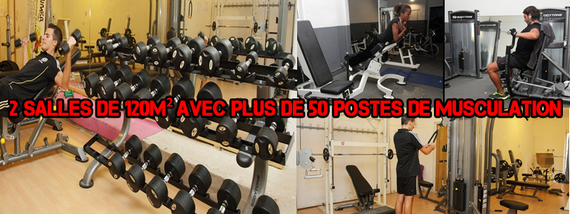 club de musculation a marseille